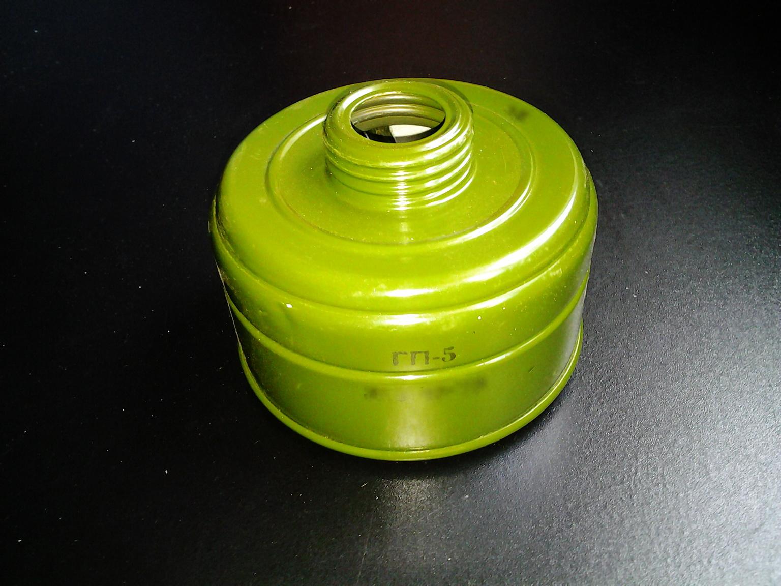 Фильтр для противогаза